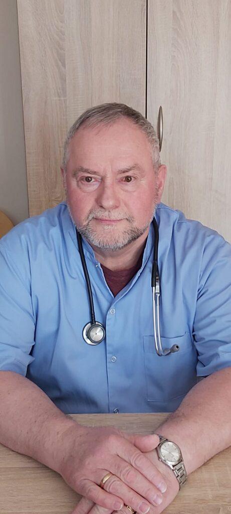 Dr Janusz Chudyba