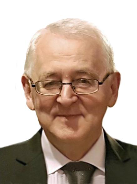 Prof.dr hab.med. Ryszard Rutkowski, specjalista chorób wewnętrznych i alergologii