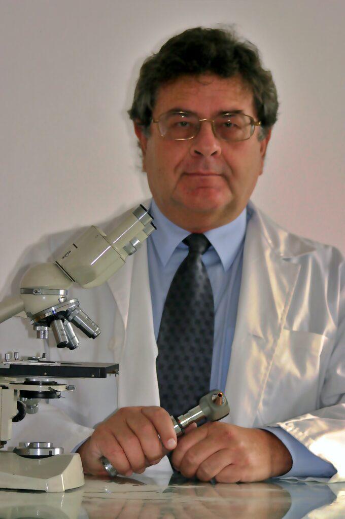 Doktor Zbigniew Hałat