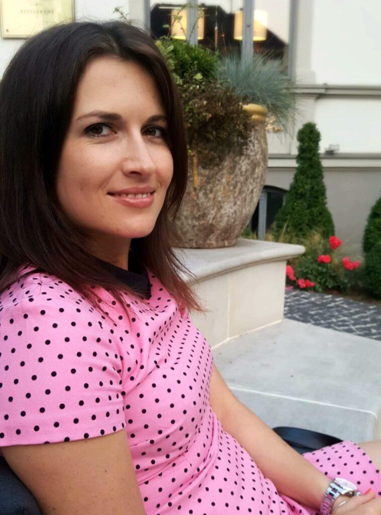 Monika Karczmarska - przedsiębiorca w branży fitness, aktywistka społeczna
